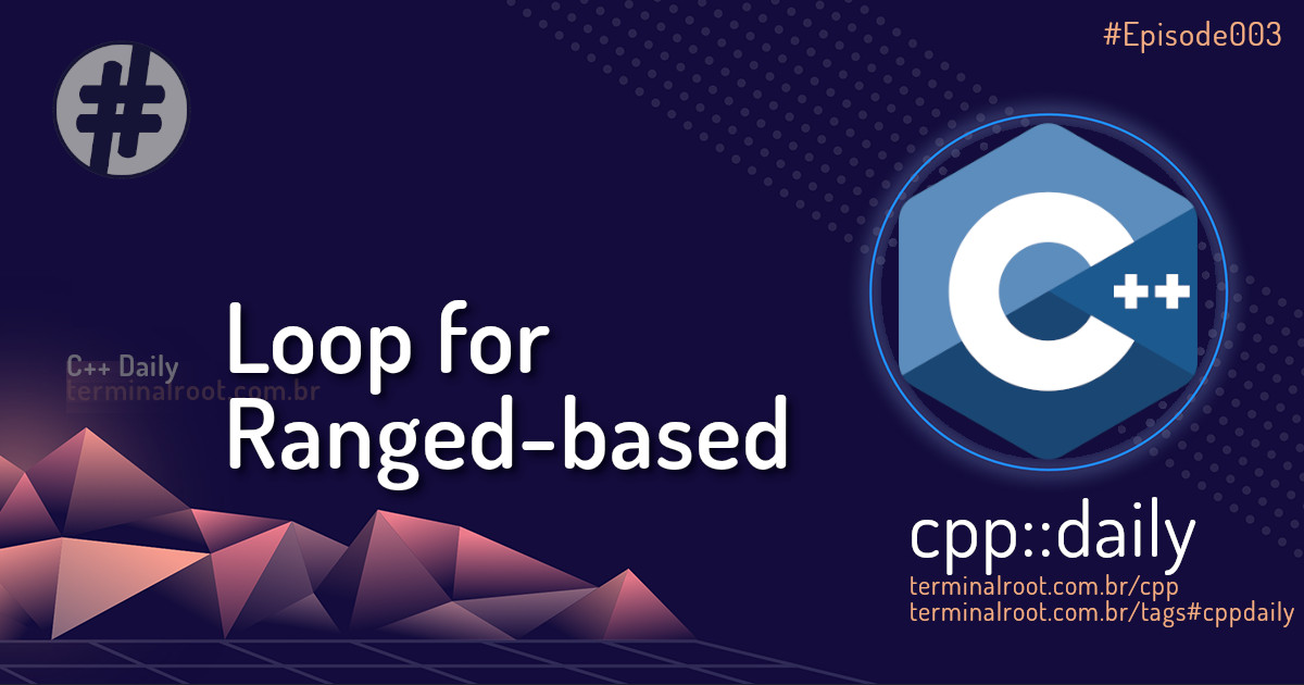 cpp::daily Loop for ranged-based