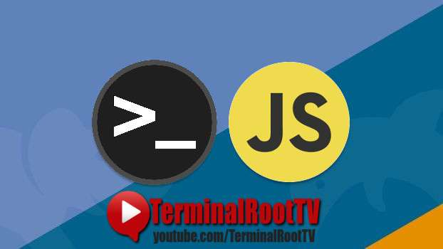 Execute Comandos do Shell em JavaScript com ShellJS